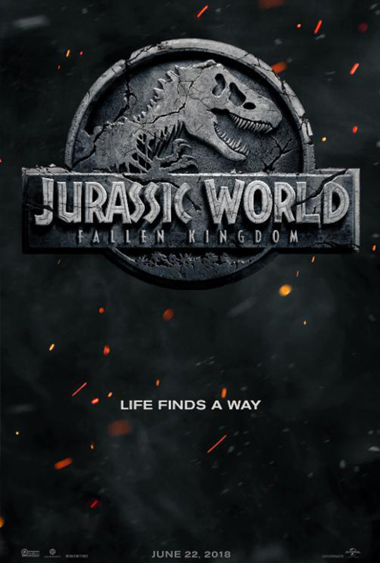 Jurassic World: The Fallen Kingdom